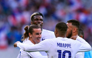 Франция — Болгария. Видео обзор матча за 8 июня