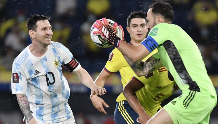 Кваліфікація ЧС-2022: перемога Бразилії, Колумбія і Аргентина зіграли внічию