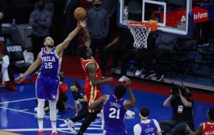 Аллей-уп Капелы после паса Янга — момент дня в НБА (видео)