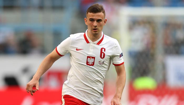 Поляк Козловські став наймолодшим гравцем в історії чемпіонатів Європи
