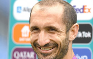 """К'єлліні – про матч проти Туреччини: """"Це буде дуже хвилюючий і прекрасний вечір"""""""