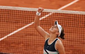Крейчікова після тріумфу на Ролан Гаррос виграла також парний розряд турніру