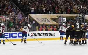 НХЛ. Вегас вибив Колорадо з Кубка Стенлі