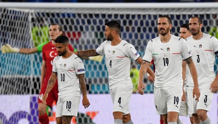 Италия - Швейцария где смотреть трансляцию матча Евро-2020