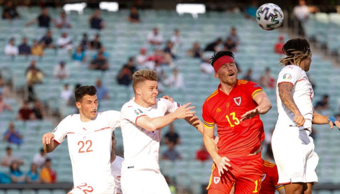 Швейцарія та Уельс зіграли внічию на Євро-2020