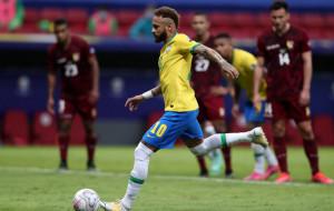 Бразилия — Венесуэла. Видео обзор матча за 14 июня