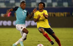 Колумбия — Эквадор. Видео обзор матча за 14 июня