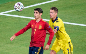 Испания — Швеция. Видео обзор матча за 14 июня
