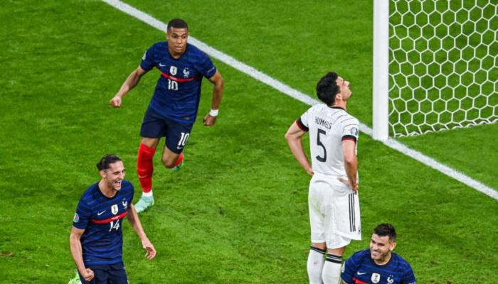Франция — Германия. Видео голов и обзор матча