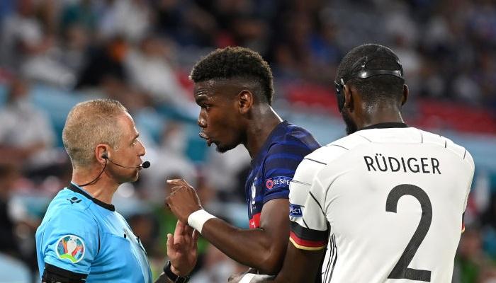 УЄФА не вестиме розслідування відносно Рюдігера за укус Погба