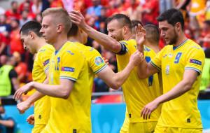 Украина минимально победила Северную Македонию