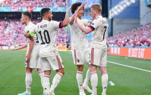 Данія – Бельгія. Відео огляд матчу за 17 червня