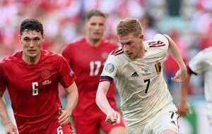 Бельгия обыграла Данию и вышла в плей-офф Евро