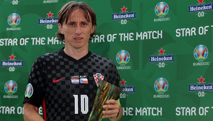 Модріч планує завершити кар'єру в збірній Хорватії після ЧС-2022