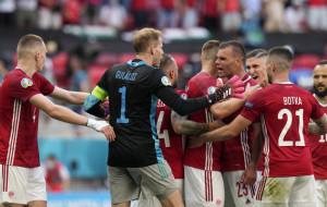 Угорщина – Франція. Відео огляд матчу за 19 червня