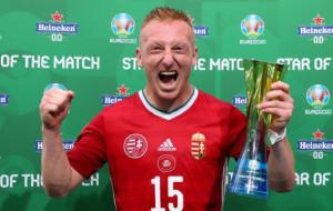 Кляйнхайслер — лучший игрок матча Венгрия — Франция