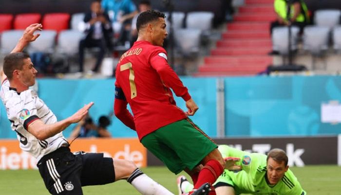 Роналду повторив рекорд Клозе за кількістю голів на чемпіонатах Європи та світу