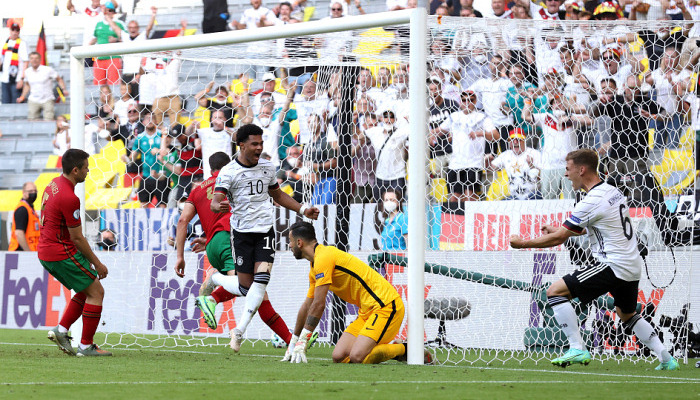 Германия - Венгрия когда и где смотреть трансляцию матча Евро-2020
