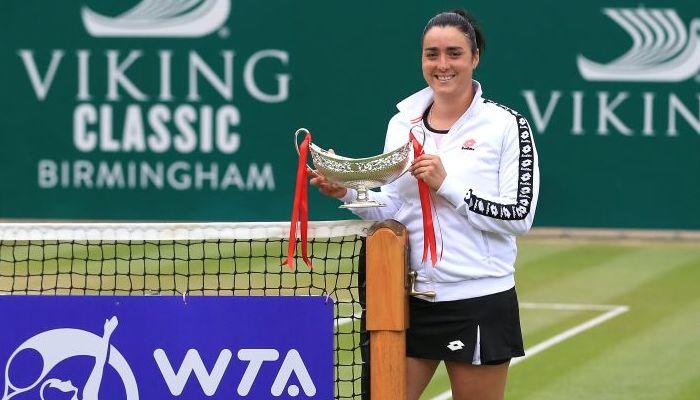 Жабер перемогла Касаткину і виграла дебютний титул WTA в кар'єрі