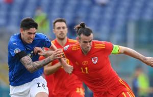 Италия — Уэльс. Видео голов и обзор матча