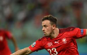 Швейцария обыграла Турцию и финишировала на третьем месте группы А