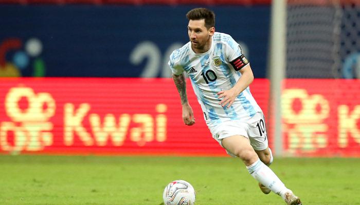 Мессі повторив рекорд Маскерано по матчах за збірну Аргентини