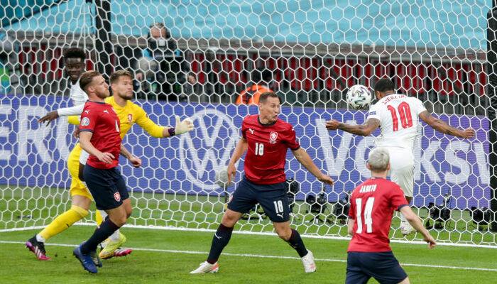 Англія перемогла Чехію і виграла групу D на Євро-2020