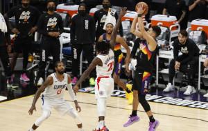 Плей-офф НБА. Финикс повторно победил Клипперс