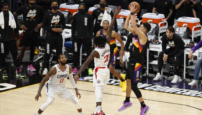 Плей-офф НБА. Фінікс повторно переміг Кліпперс