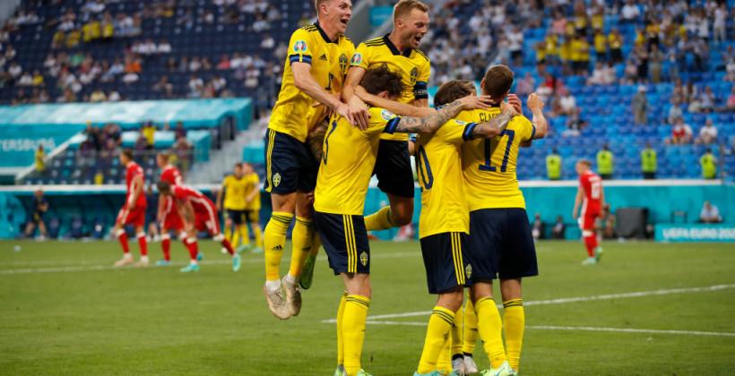 Украина вышла в плей-офф, геройство венгров и великолепный Форсберг