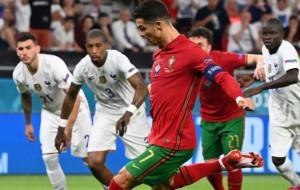 Роналду установил рекорд по количеству голов на чемпионатах Европы и мира