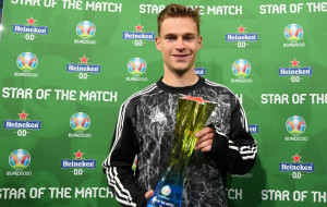 Кімміх – найкращий гравець матчу Німеччина – Угорщина