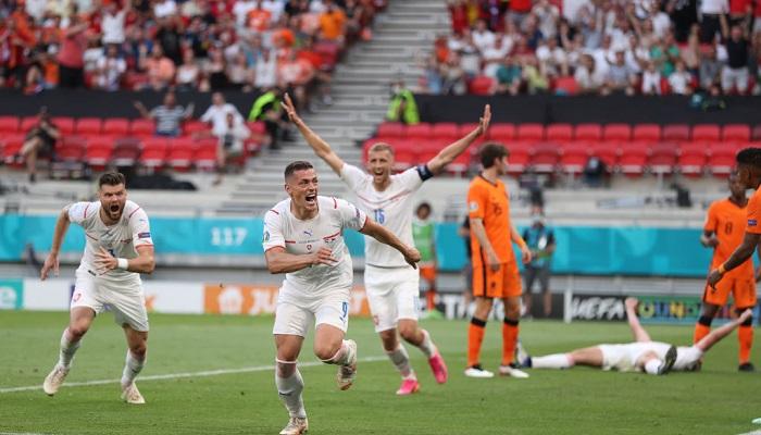 Нідерланди – Чехія. Відео голів та огляд матчу