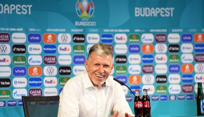 Тренер Чехии Шилгавы: «Перестановки в стартовом составе оказались верными»