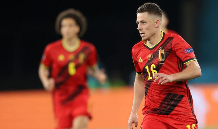 Торган Азар признан лучшим игроком матча Бельгия — Португалия