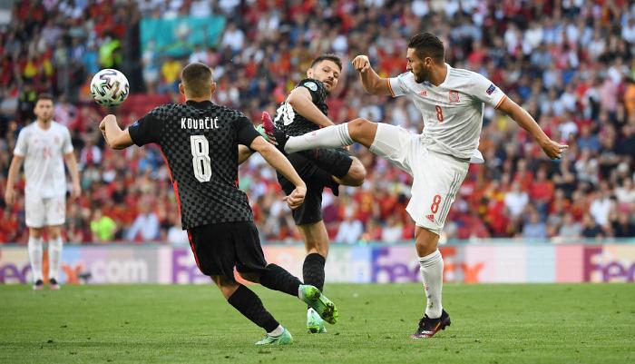 Іспанія перемогла Хорватію в овертаймі і вийшла до 1/4 фіналу Євро