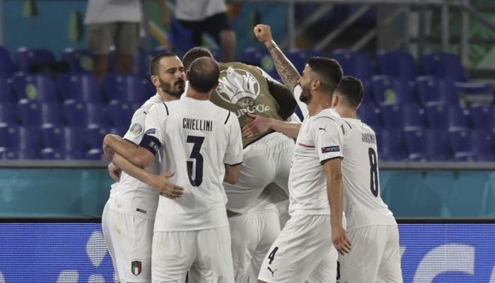Италия – Швейцария прогноз на матч ЕВРО 2020