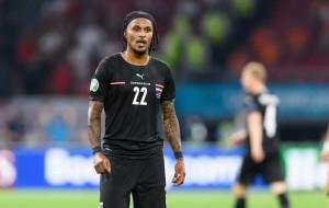 Полузащитник сборной Австрии Лазаро травмировался и не сыграет с Украиной