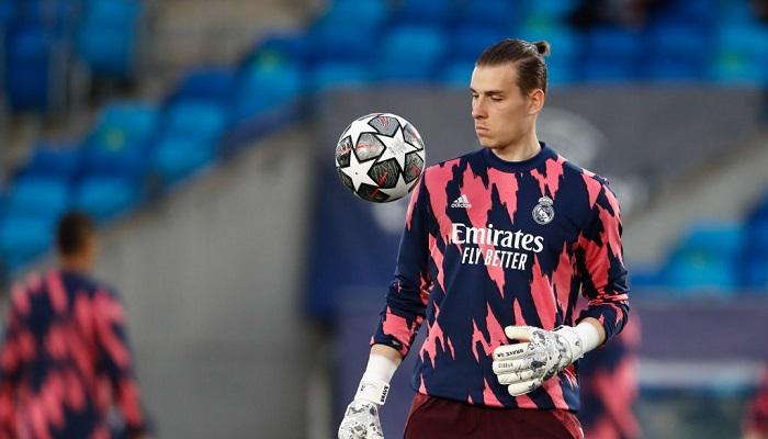 Лунін хоче залишитися в Реалі. Клуб поки не визначився з його майбутнім