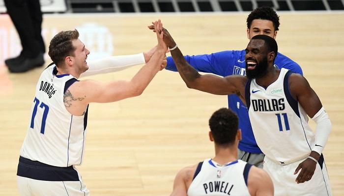 НБА: Даллас в третий раз обыграл Клипперс; Филадельфия, Атланта и Юта вышли во второй раунд