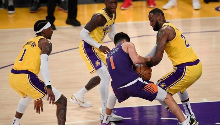 НБА: Фінікс і Денвер вийшли до другого раунду, Лейкерс завершили сезон