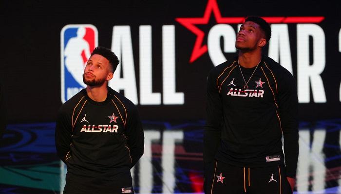 Карри, Дончич и Адетокумбо вошли в первую символическую сборную сезона в НБА