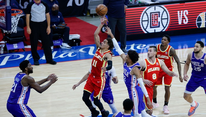 Плей-офф НБА: Клипперс в третий раз обыграли Юту, Атланта — Филадельфию