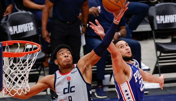 НБА: Вашингтон отыграл один матч у Филадельфии, Юта обыграла Мемфис