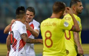 Колумбия — Перу. Видео обзор матча за 21 июня