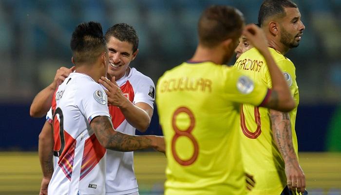 Копа Америка: Перу минимально обыграл Колумбию, ничья Венесуэлы и Эквадора
