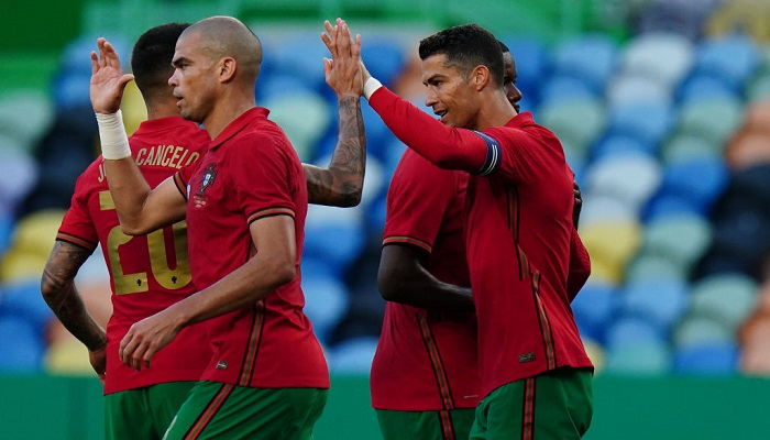 Венгрия - Португалия где смотреть трансляцию матча Евро-2020