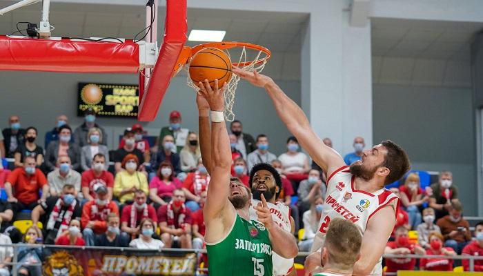 Прометей, Запорожье, Киев-Баскет и Днепр сыграют на предсезонном турнире 2-4 сентября
