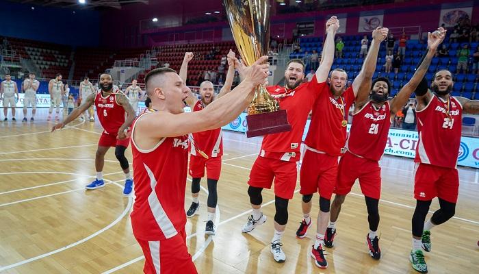 Прометей дізнався потенційних суперників у кваліфікації Ліги чемпіонів