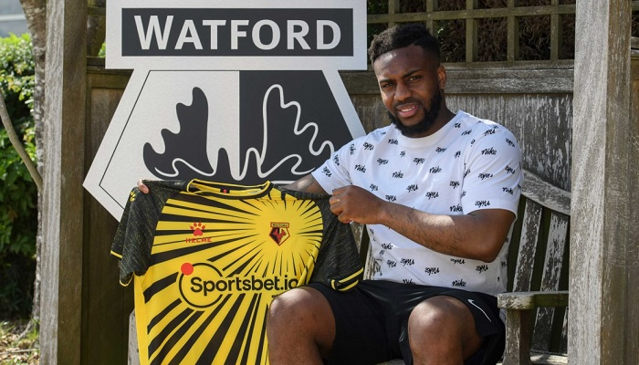 Денні Роуз підписав дворічний контракт з Вотфордом